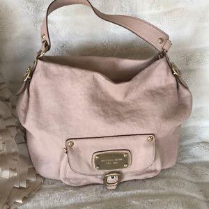 Michael kors blush handbag
